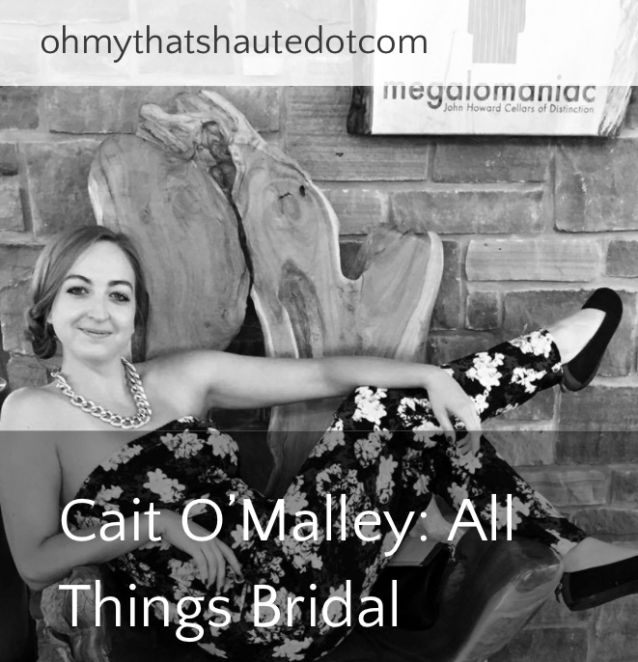 Cait O'Malley Bridal Promo