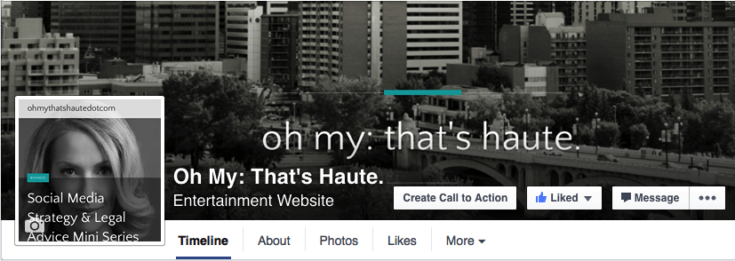 Facebook Promo Link